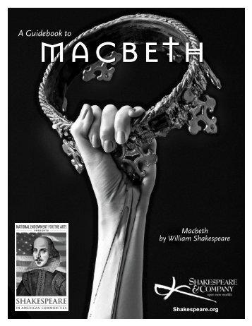 Macbeth by William Shakespeare - Zeiterion Theatre