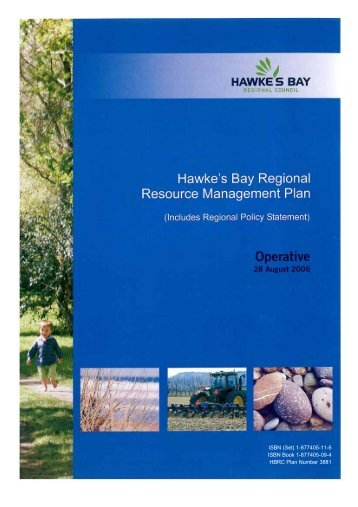 ISBN (Set) 1-877405-11-6 ISBN Book 1-877405-09-4 HBRC Plan ...