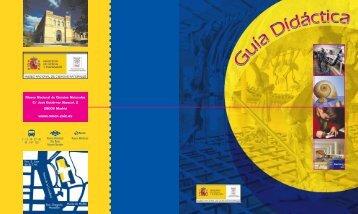 Guía Didactica Exposiciones Mediterraneo - Museo Nacional de ...