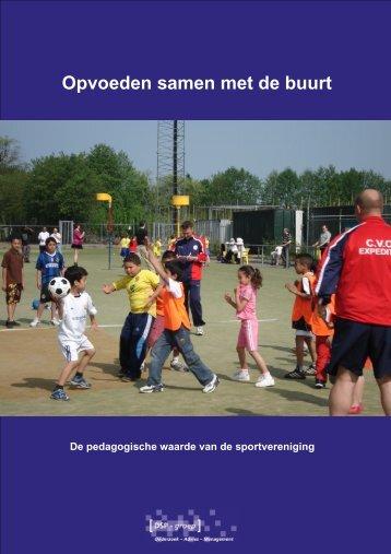 Factsheet sport - DSP-groep