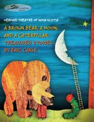 Brown Bear Moon Caterpillar Keynotes:Layout 1.qxd - State Theatre