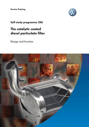 SSP 336 The Catalytic Coated Diesel Particulate Filter - Volkspage