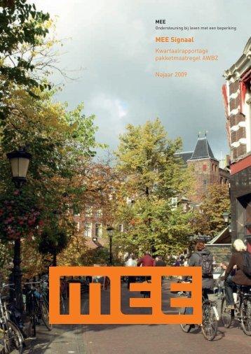 MEE Signaal - MEE Zuidoost Brabant