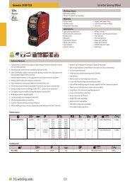 100 TIG welding units - Svejsehuset A/S