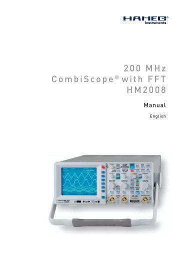 HM2008 englisch FFT neu.indd