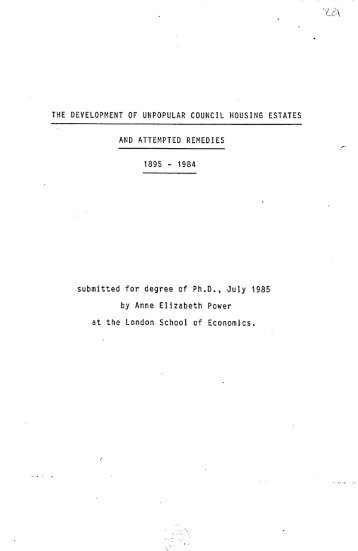 Download (33Mb) - LSE Theses Online