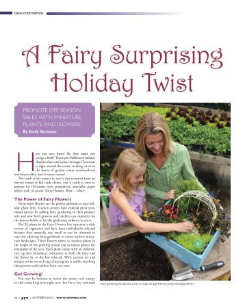 44_FairyGardening_GPN1012 FINAL.pdf - Greenhouse Product News