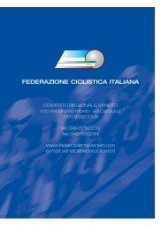 Calendario - Federazione Ciclistica Italiana