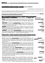 Abonnement champs libre Opera 2009 2010[1]-1 - Association des ...
