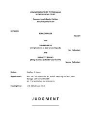 Judgement-Berkley-Miller-v-Terve... - Supreme Court