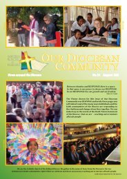 OUR DIOCESAN COMMUNITY - Catholic Diocese of Ballarat