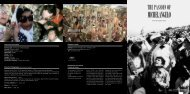 Plaquettte de présentation du projet - Fondation Groupama Gan ...