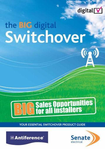 The BIG Digital Switchover is here!!! - WF Senate