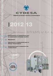 Telecharger document - Cydesa