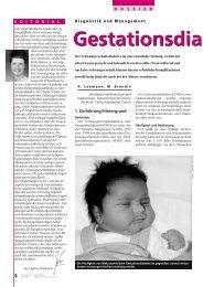 Erkennung von Schwangerschafts- diabetes