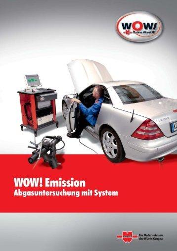 WOW! Emission - Würth