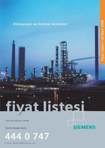 20 MART 2008 - Siemens