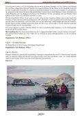 Antarktis Aktiv-Kreuzfahrten mit der M/V Plancius  - Hauser ... - Page 3