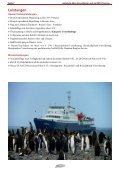 Antarktis Aktiv-Kreuzfahrten mit der M/V Plancius  - Hauser ... - Page 7