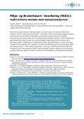 Miljø- og Brukerbasert Vannføring (MiBiVi) - NIVA - Page 2