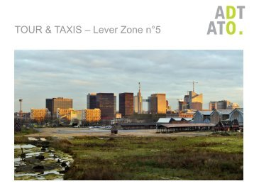 TOUR & TAXIS – Lever Zone n°5 - The EuroIndia Centre