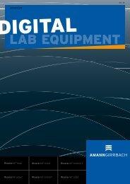 Infos (PDF) - AmannGirrbach AG
