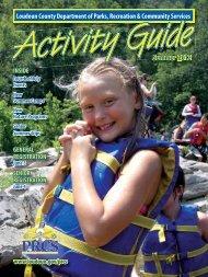 Summer 2012 - Loudoun County