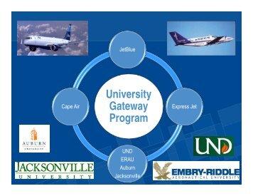 Presentation - Regional Airline Association