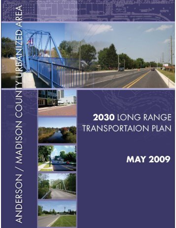 2030 Long Range Transportation Plan Update - The Madison ...