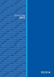 Jaarverslag 2011 - Dexia.com