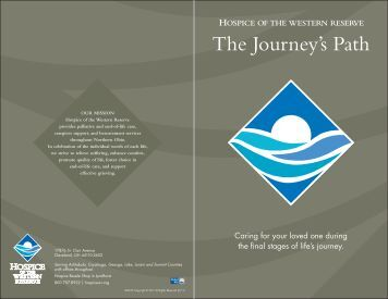 The Journey's Path - Hospice of the Western Reserve