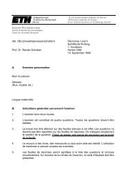 Abt. XB (Umweltnaturwissenschaften) Prof. Dr. Renate Schubert ...