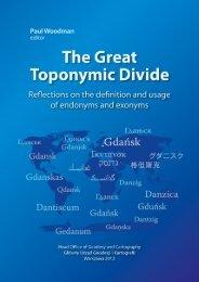 Download full publication - Główny Urząd Geodezji i Kartografii