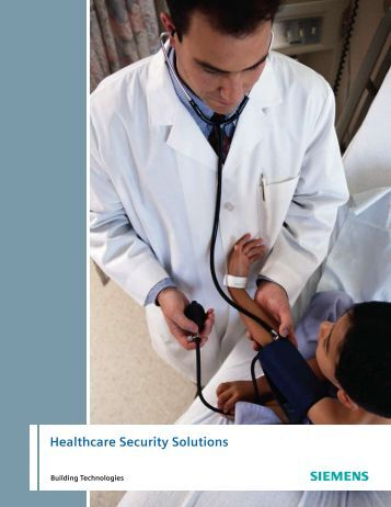 Healthcare Security Solutions s - Siemens
