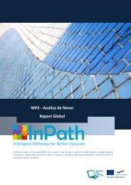 Raport Global asupra Analizei de Nevoi - Sociedade Portuguesa de ...