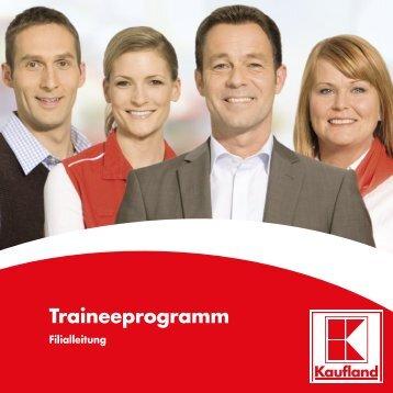 Traineeprogramm - Kaufland
