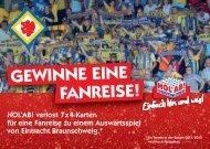 GEWINNE EINE FANREISE! - Hol ab!