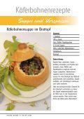 Käferbohnenrezepte - Landesverband der steirischen Gemüsebauern - Seite 6
