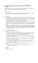 DAV-Satzung (100 kb) - Deutscher Alpenverein - Sektion Offenbach ...
