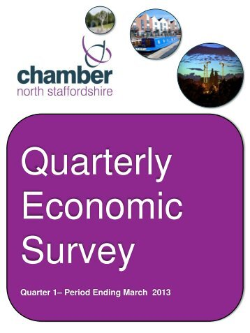 Quarterly Economic Survey Report- Q1 - NSCCI