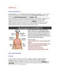 Swine influenza (also called H1N1 flu, swine flu, hog ... - Jammu Links