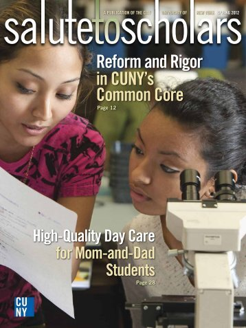Reform and Rigor in CUNY's Common Core