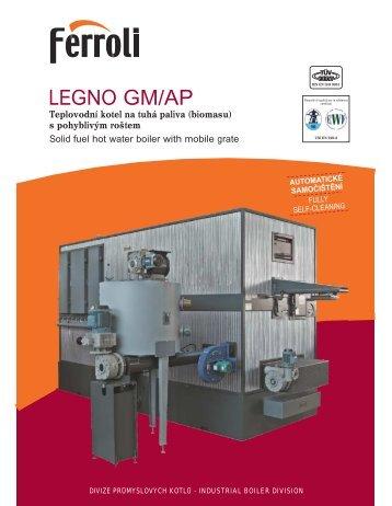 LEGNO GM/AP - VI Trade sro
