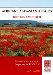Download Issue 71 of African East-Asian Affairs | The China Monitor ...