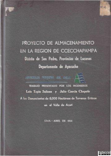 'm*^'i - Autoridad Nacional del Agua