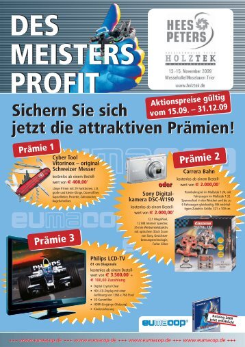 des meisters profit - Hees und Peters