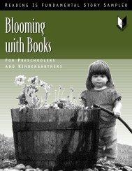 Gardening Story Sampler - Reading Is Fundamental