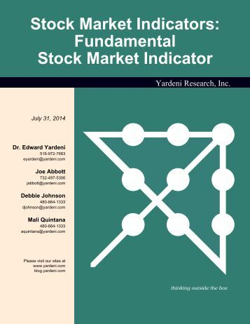 Stock trading indicators