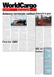 NEW WCN Oct Front Cover - WorldCargo News Online