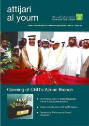 Issue 19 - Commercial Bank of Dubai
